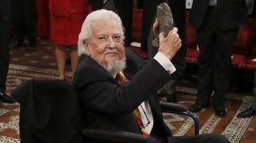 Fernando Del Paso: Premio Cervantes