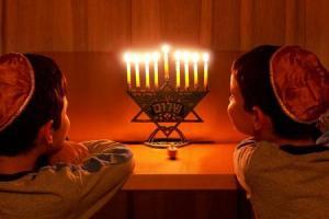 Hanukkah o fiesta de las luces