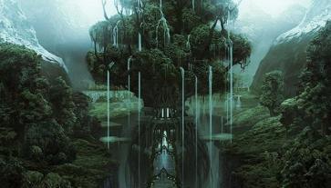 Yggdrasil, el árbol de los nueve reinos